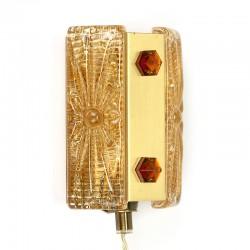 Vitrika vintage wandlamp Aladdin type