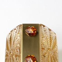 Vitrika vintage wall lamp Aladdin type