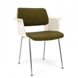 Vintage Gispen model 2225 chair design A.R. Cordemeyer