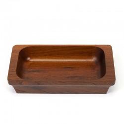 Vintage Deens houten schaaltje