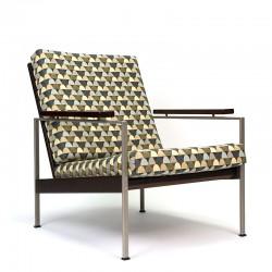 Dutch vintage design armchair Lotus design Rob Parry
