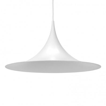 Vintage Semi hanglamp design Bonderup en Thorup voor F&M
