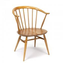 Vintage stoel ontwerp Lucian Ercolani voor Ercol