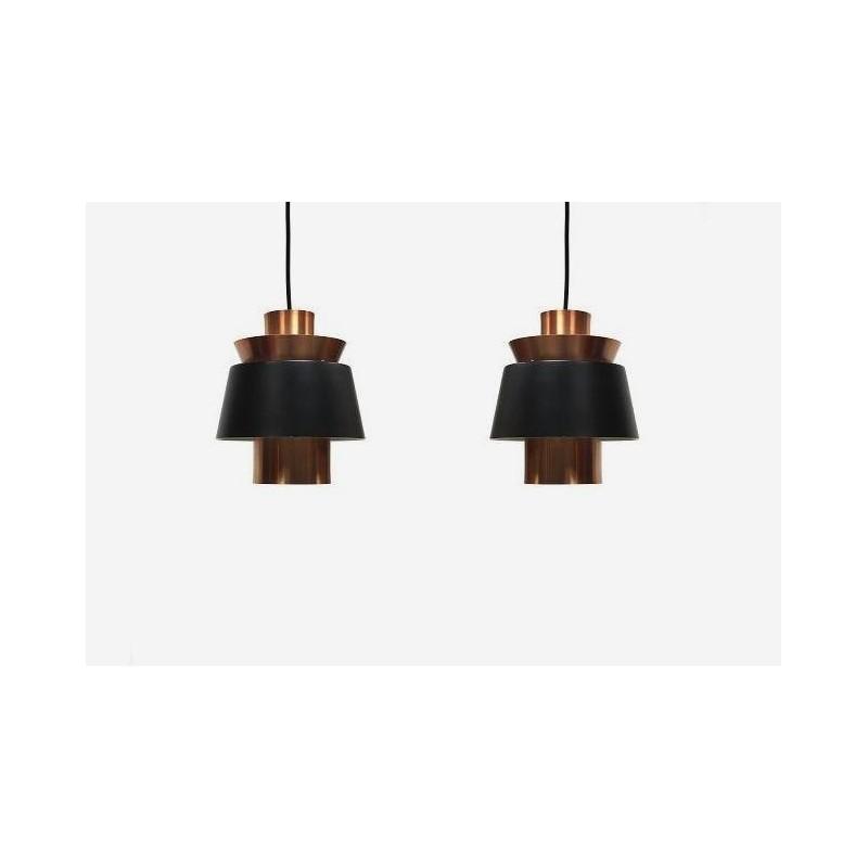 Set van 2 Deense lampen