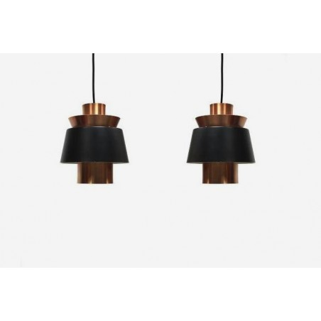 Set of 2 Danish lamps