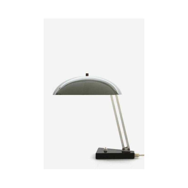 Hala Zeist modernistische tafellamp grijs