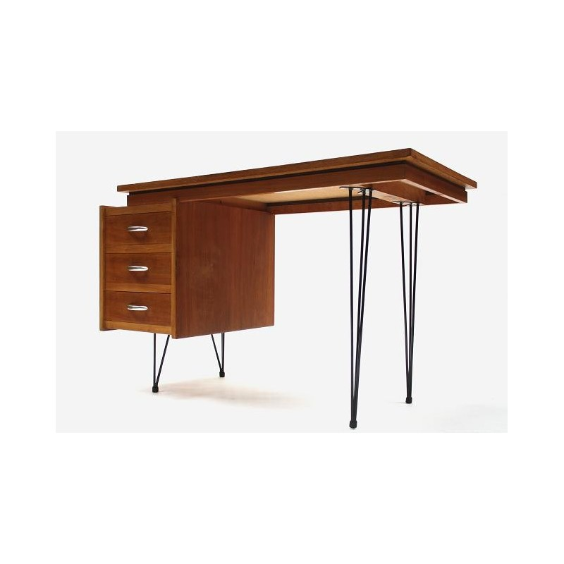 Desk in the style of Cees Braakman