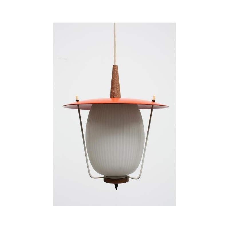 Hanglamp uit de jaren 60
