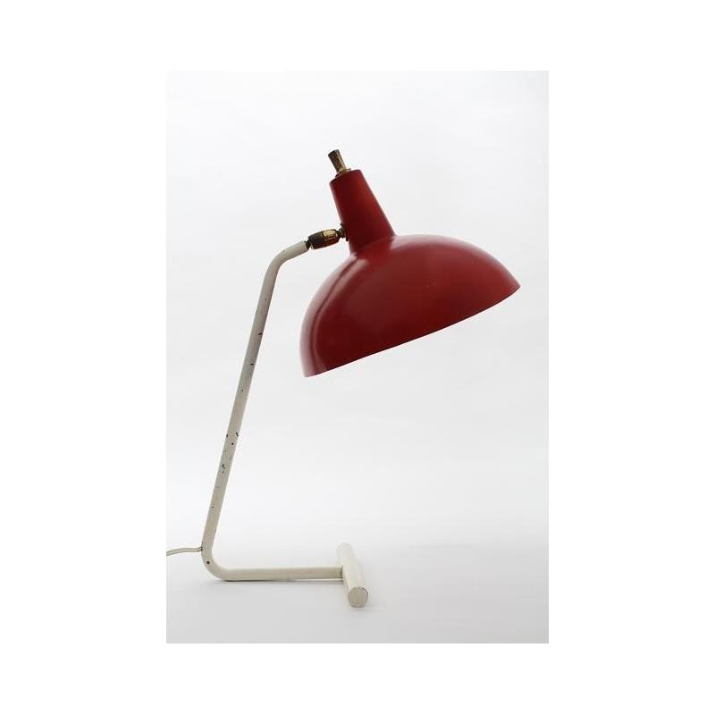 Anvia tafellamp rood