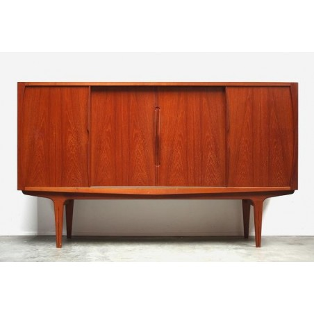 Sideboard in teak high model