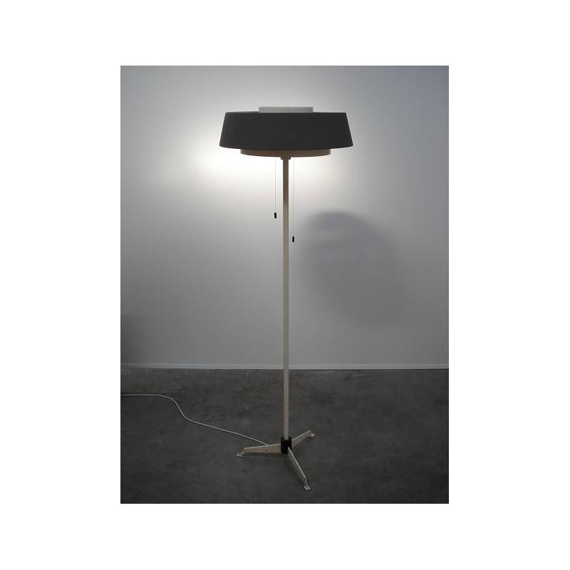 Hiemstra Evolux 1960's staande lamp