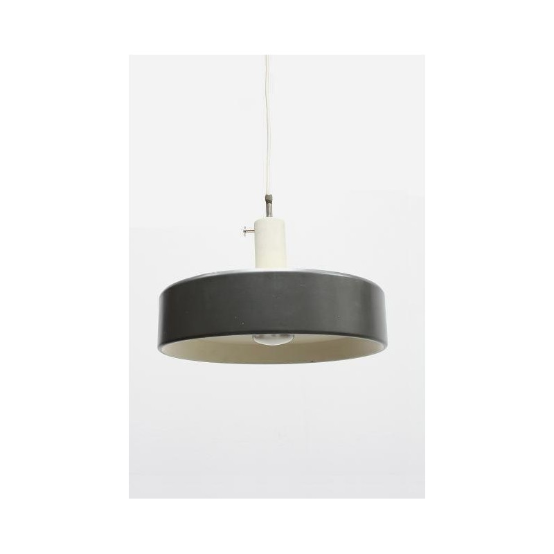 Modernistic hanging lamp
