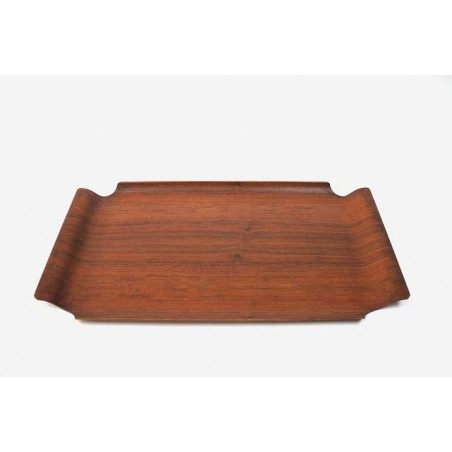 Tray in plywood