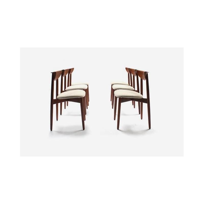 vintage Harry Østergaard chairs