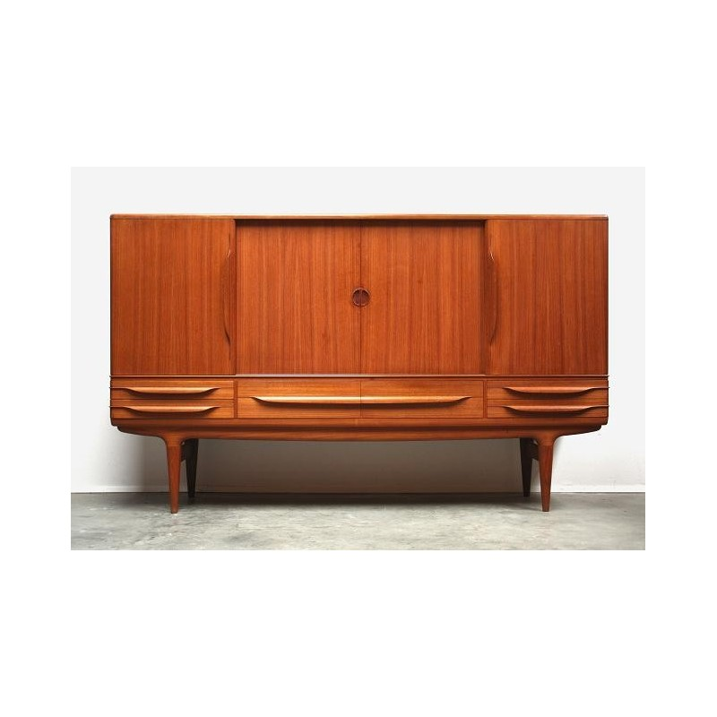 Vintage dressoir Johannes Andersen model UM 14