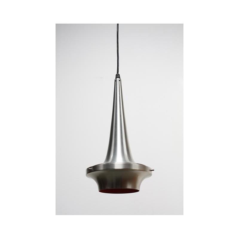 Aluminium hanging lamp
