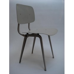 Revolt chair from Friso Kramer grey