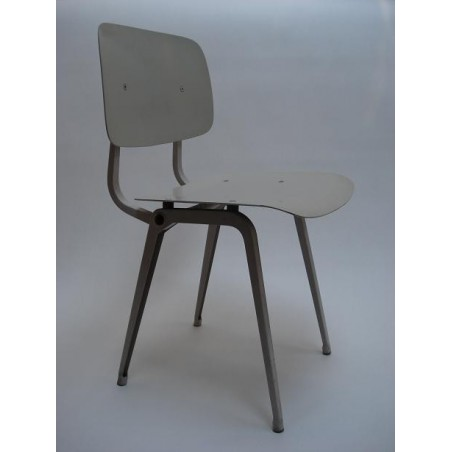 Revolt chair from Friso Kramer grey