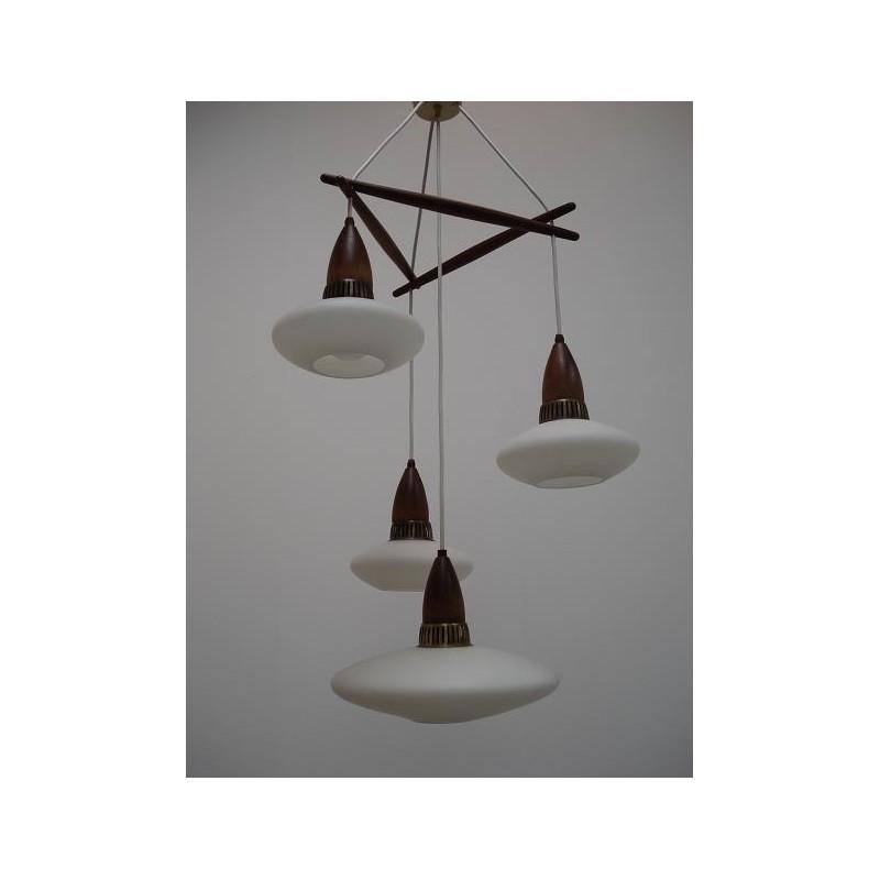 Scandinavische jaren 60 hanglamp