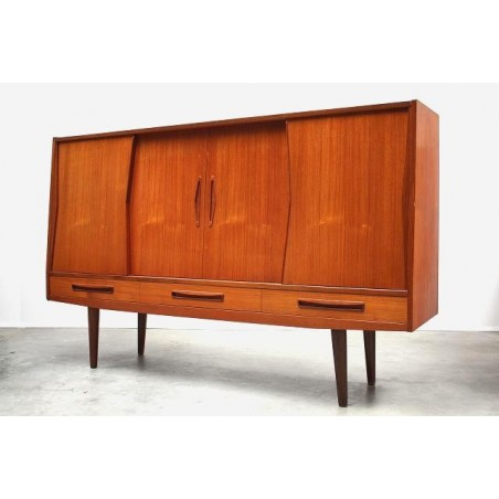 Deens dressoir in teak