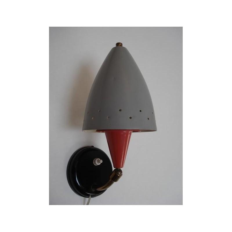 Italiaanse wandlamp 1950's