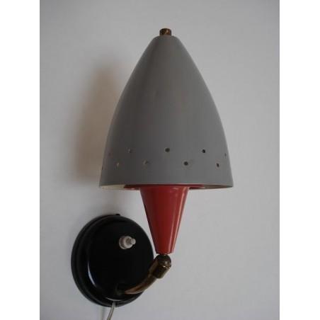 Italian wall lamp 1950's