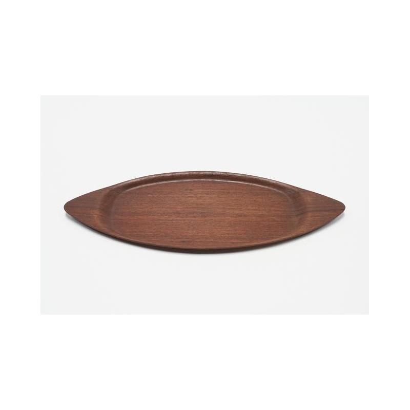 Plywood tray oval