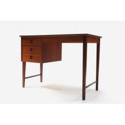 Teak desk from Scnadinavia no.4