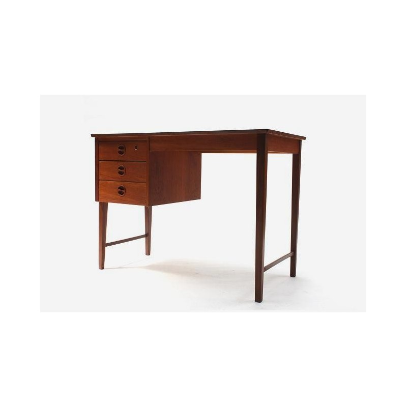 Teak desk from Scnadinavia no.4