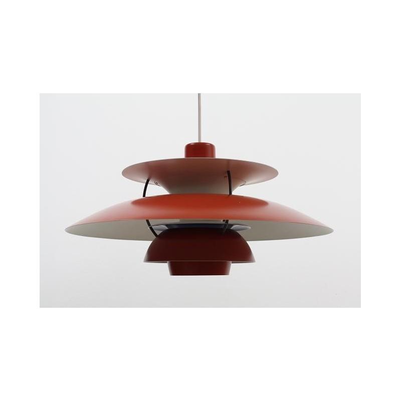 PH 5 van Poul Henningsen oranje