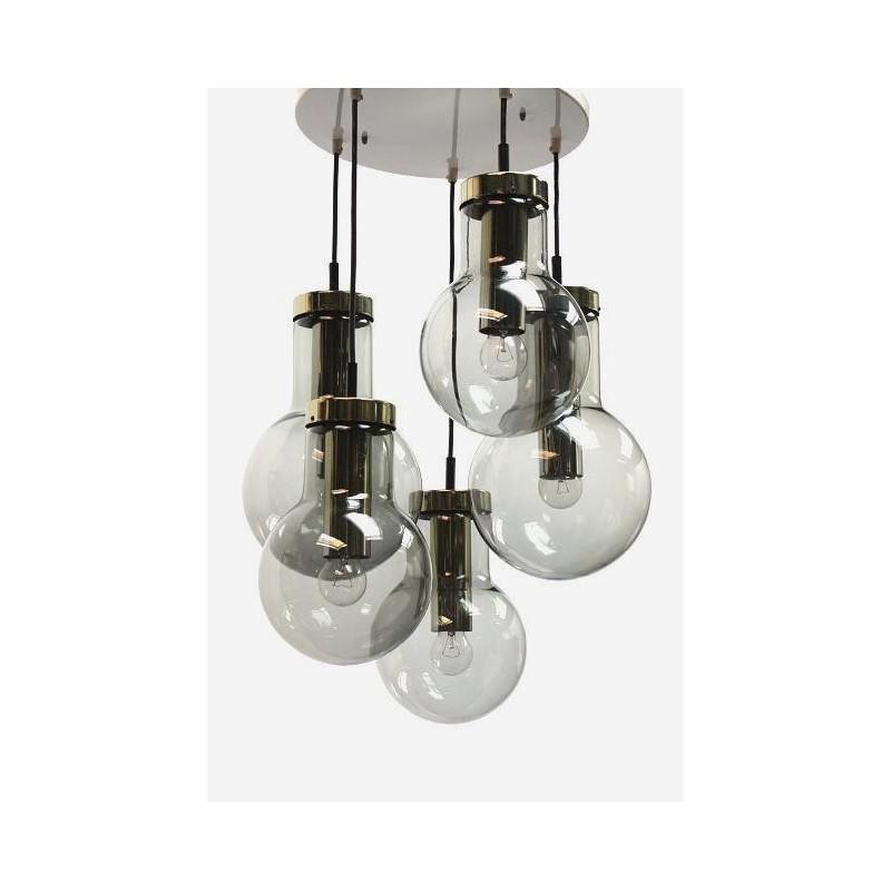 Large Raak Amsterdam bulb pendant