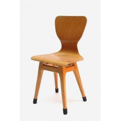 Plywood child's chair