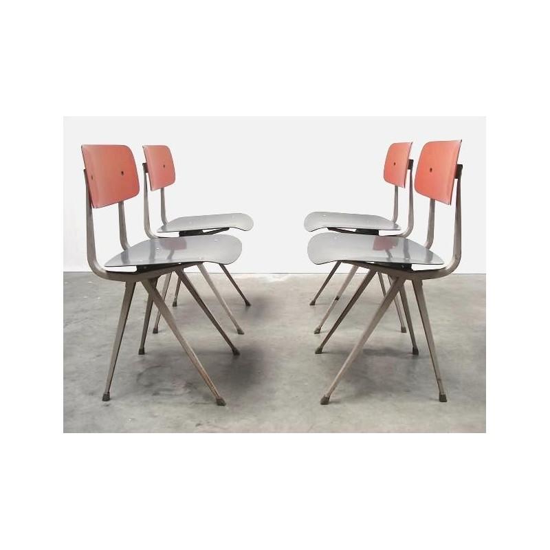 Friso Kramer Result stoelen set van 4