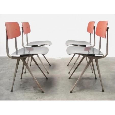 Friso Kramer Result chairs set of 4