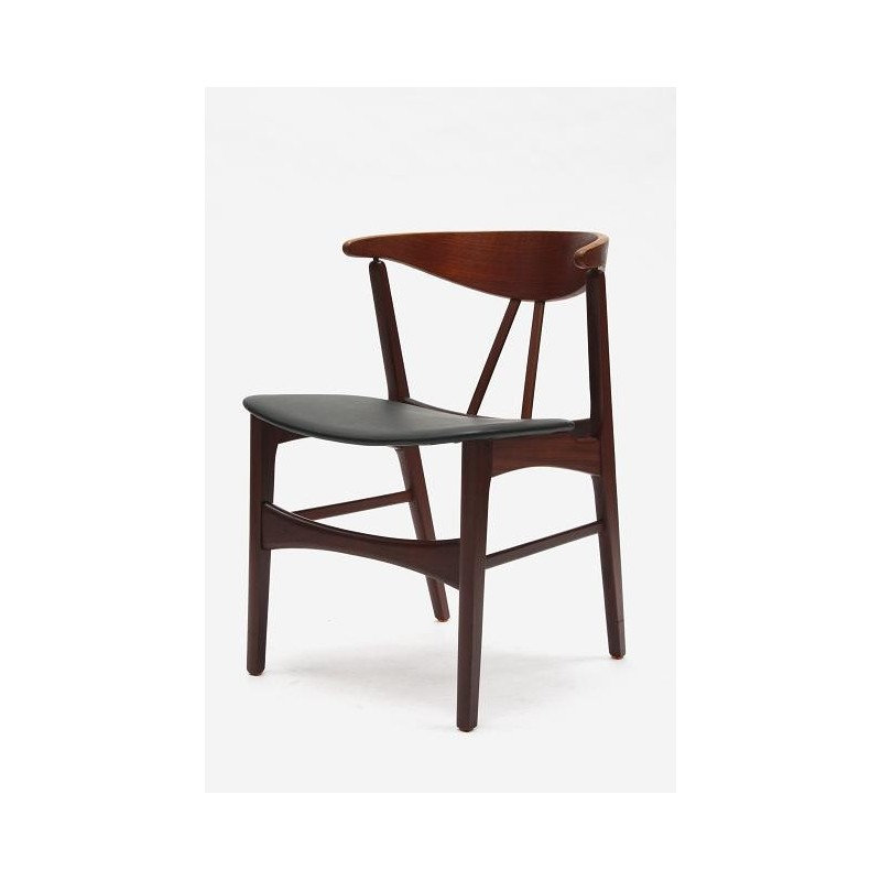 Scandinavian chair in teak