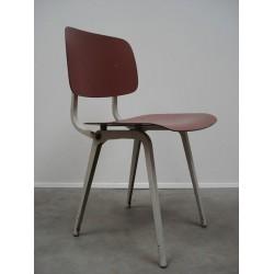 Friso Kramer Revolt chair red