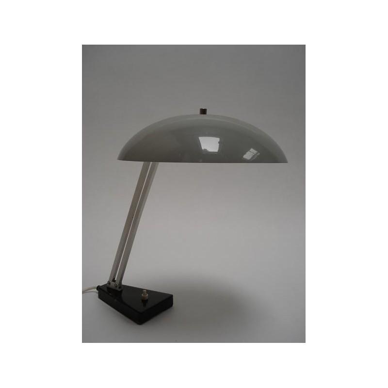 Hala Zeist 50's bureaulamp grijs