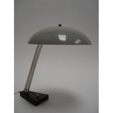 Hala Zeist 50's desk lamp grey