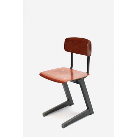 Industrial children's chair