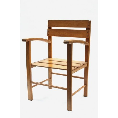 Wooden child's chair no. 2