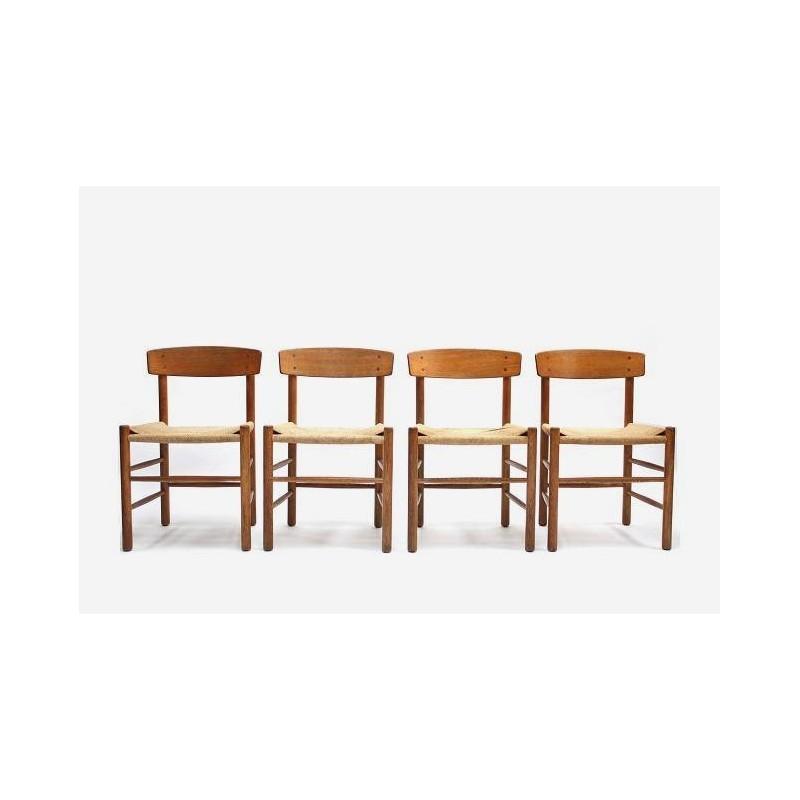 Børge Mogensen stoelen