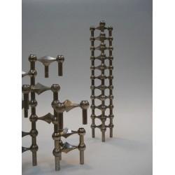Stackable candelholders by Nagel