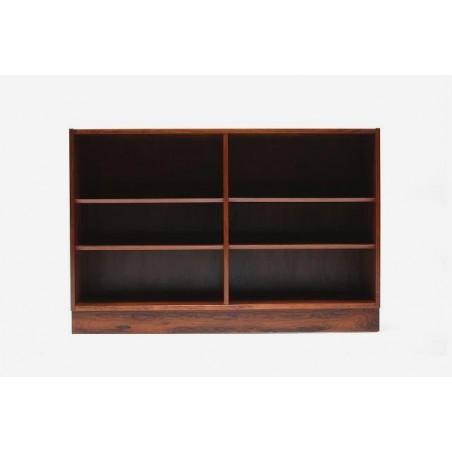 Deense Palissander houten boekenkast