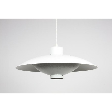 White hanging lamp by Fog & Morup