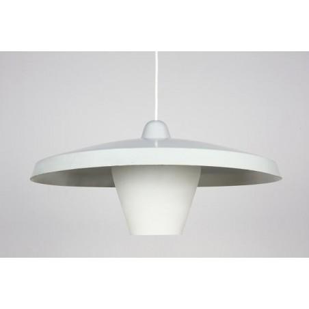 Industriele hanglamp grijs