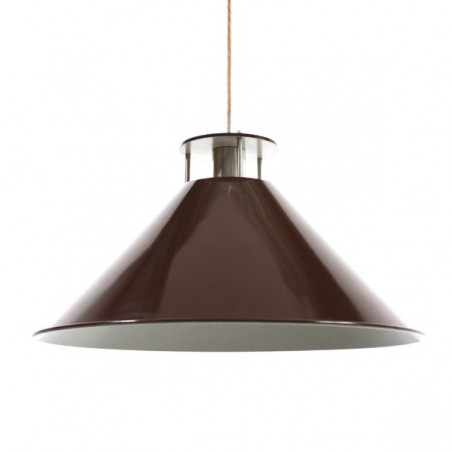 Nordisk Solar Company lamp bruin