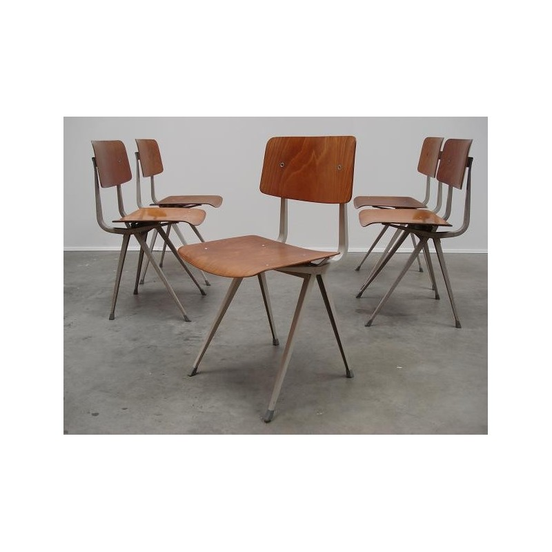 Friso Kramer Result chairs set of 5