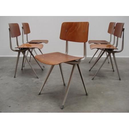 Friso Kramer Result stoelen set van 5
