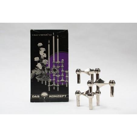 Nagel stackable candel holders S22 in original box