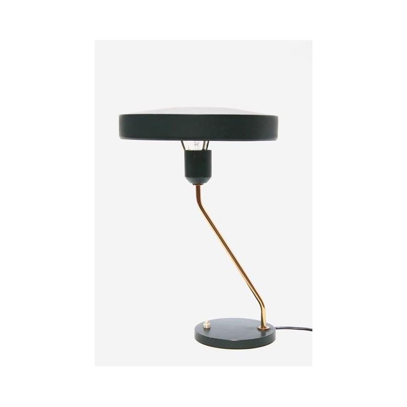 Design tafellamp van Philips groen